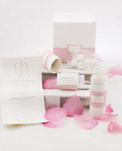 confetti blisterati e certificato autenticità linea prima ballerina rdm design