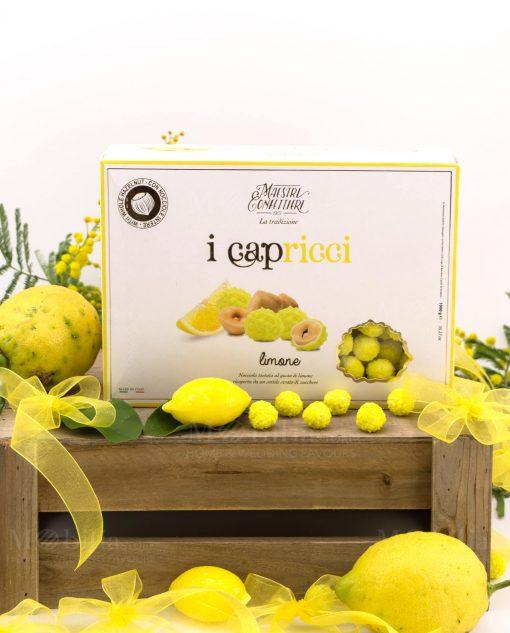confetti capricci limone maxtris
