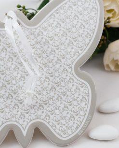 farfalla porcellana brandani
