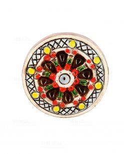 magnete ruota carretto ceramica