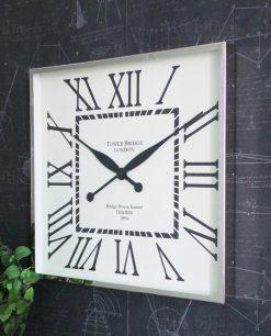 orologio metallo modello london city orchidea milano