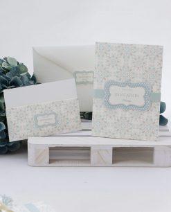 partecipazione nozze con invito e busta linea sweet memory rdm design