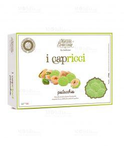riccetti capricci al pistacchio verdi maxtris
