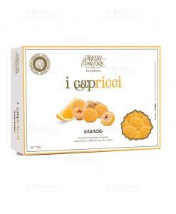 riccetti capricci arancioni aracia maxtris