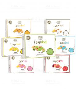 riccetti i capricci Maxtris vari gusti e colori