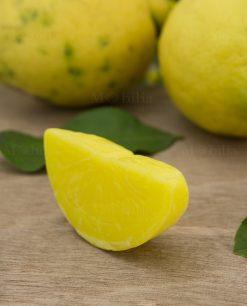 saponetta spicchio limone profumata