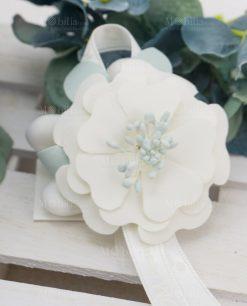 segnaposto fiore cartoncino linea sweet memory rdm design