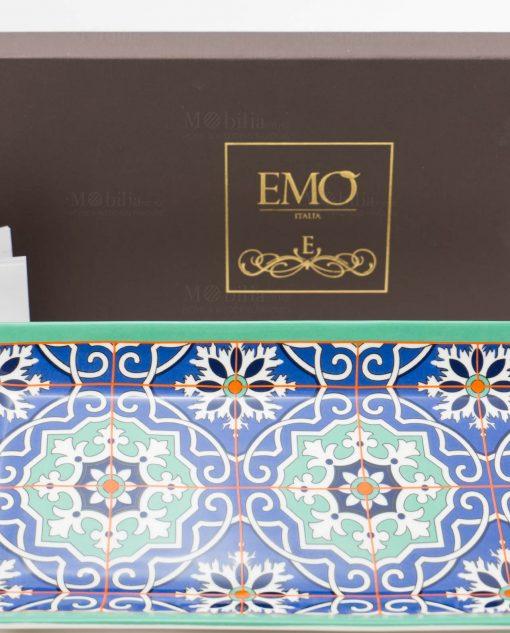 svuotatasche art collection linea azulejos emò