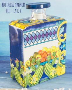 bottiglia profumatore magnum lato b linea baroque and rock sicily blu baci milano