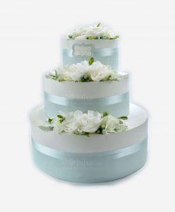espositore torta a tre piani linea love rdm design