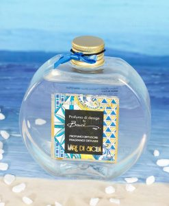 fragranza 250 ml mare di sicilia linea baroque and rock sicily baci milano