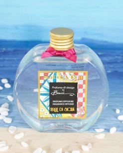 fragranza 250 ml terre di sicilia linea baroque and rock sicily baci milano