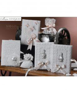 libri e sacchetti portaconfetti vari modelli linea vangelo cherry and peach
