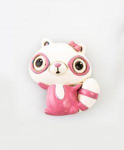 magnete rosa poldina cuorematto