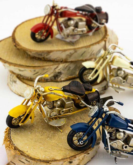 moto harley da collezione vari colori