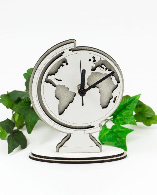 orologio mappamondo legno prodotti in italia cuorematto