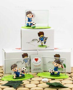 scudetto portamemo magnetico 3 modelli assortiti bambini calcetto cuore matto