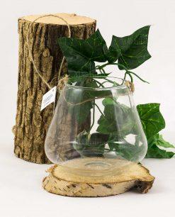 ampolla vetro con corda