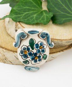 calamita a forma di giara ceramica