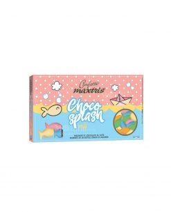 confetti pesciolini colori assortiti cioccolato al latte choco splash Maxtris party