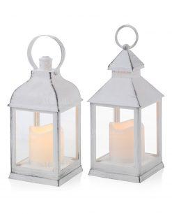 lanterna led costanza bianca due modelli assortiti brandani