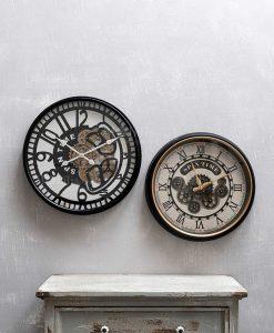 orologi con ingranaggi a vista brandani