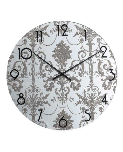 orologio con ghirigori tortora brandani