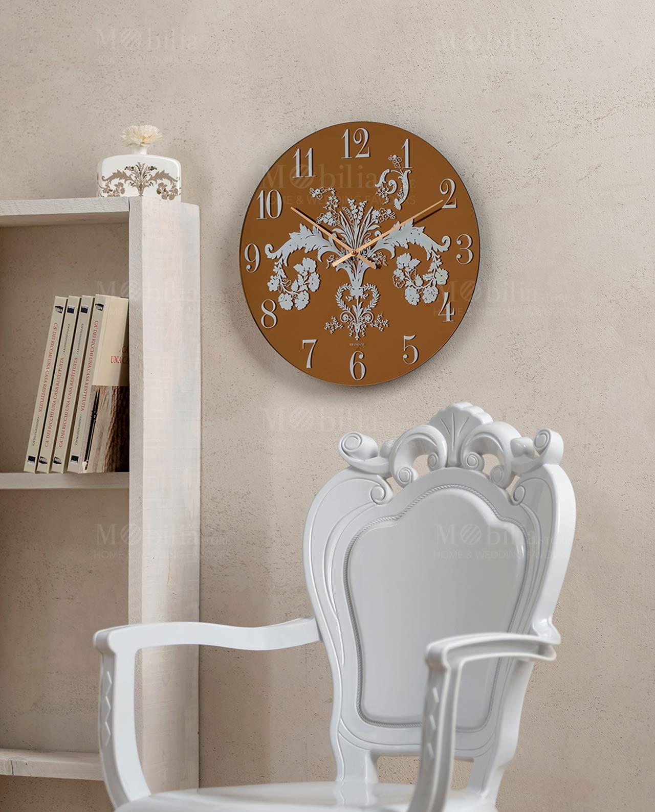 Orologio da parete specchio Brandani vari colori