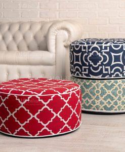 pouf gonfiabile vari colori e modelli brandani