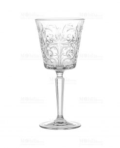 calice royal crystal glass brandani