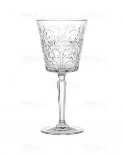 calice royal crystal glass brandani