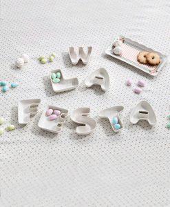 ciotole a forma di lettere brandani