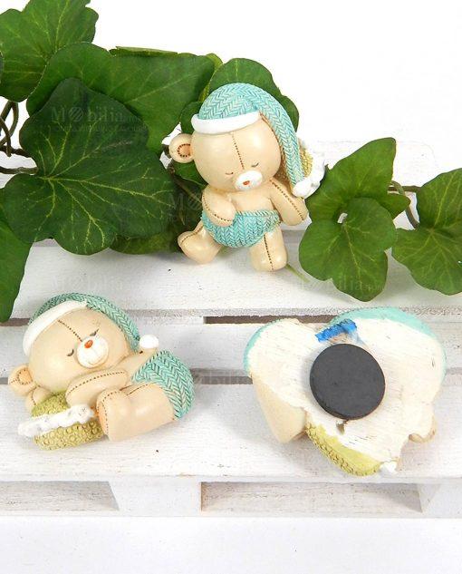 magnete bimbo orsetto che dorme