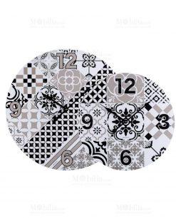 orologio grande e piccolo linea alhambra brandani