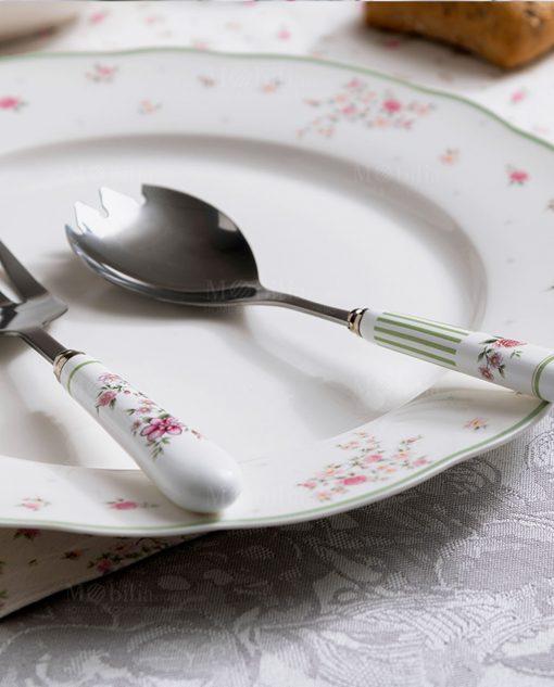 piatto piano collezione nonna rosa brandani