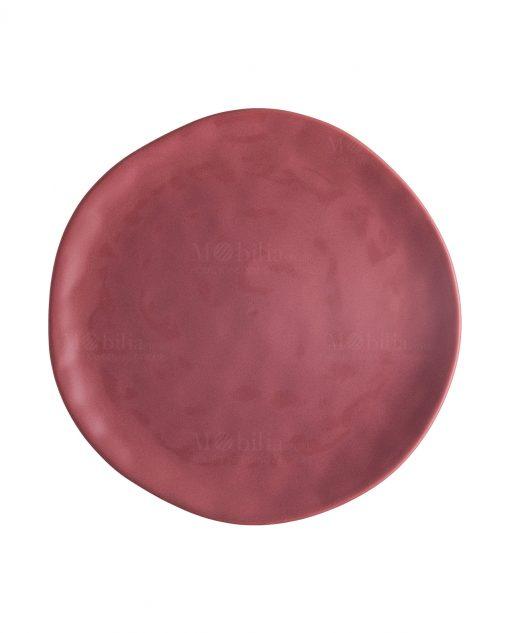 piatto piano rosa antico linea sinfonia brandani