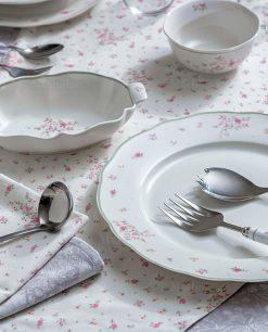 servizio tavola collezione nonna rosa brandani