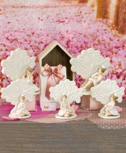 bomboniera sculturina ballerina con albero della vita varie forme