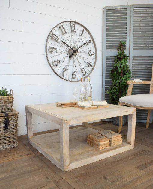 tavolino legno piccolo orchidea milano